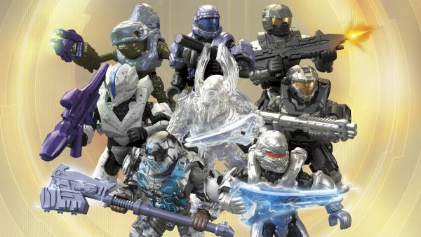 Image of: Micro Action Figures Stormbound Series