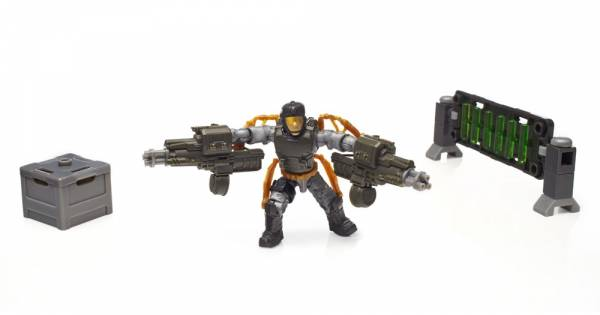 "MEGA BLOKS /""  Call of Duty  /"" TIREUR D ELITE  /"" advanced enforcer"