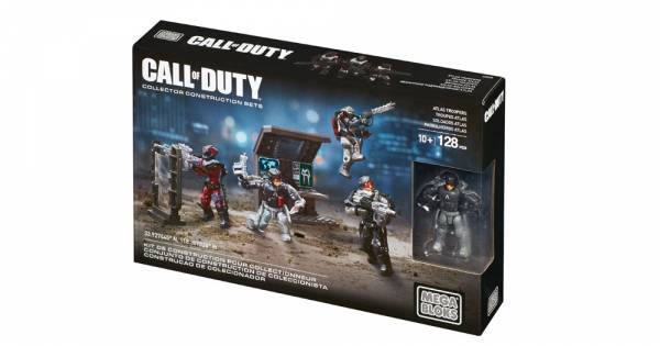 *MEGA BLOKS CALL OF DUTY* Atlas Trooper # 3