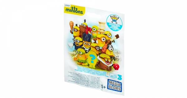 Buildable Minions Blind Packs Series III
