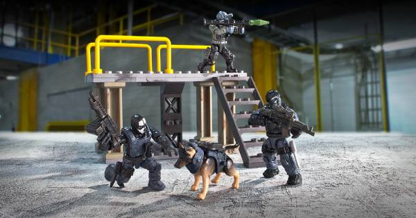 Image of: Covert Ops Unit