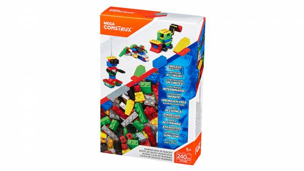 Daring Box of Blocks™ [240 pcs]