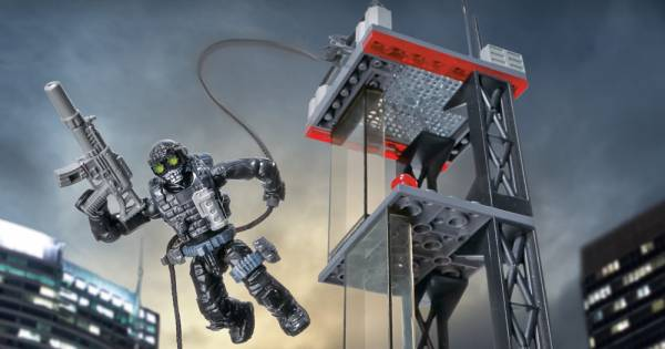 Image of: Ghosts Rappel Fighter