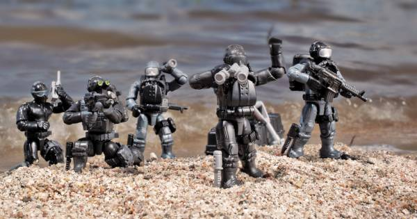 Image of: Seal Team