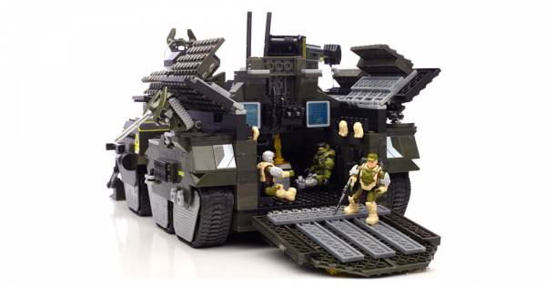 UNSC Elephant Troop Carrier